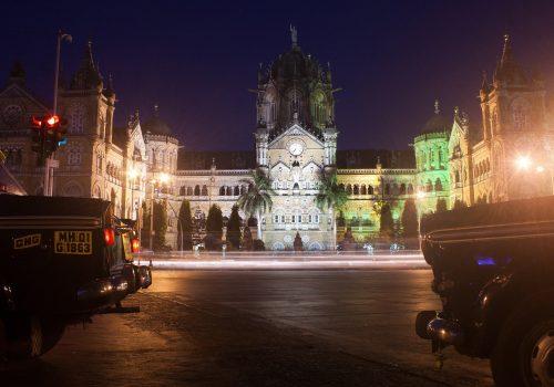 Estación de tren Victoria, Mumbai