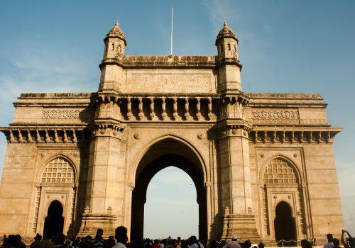 Puerta de la India, Mumbai