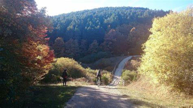 vías verdes de España