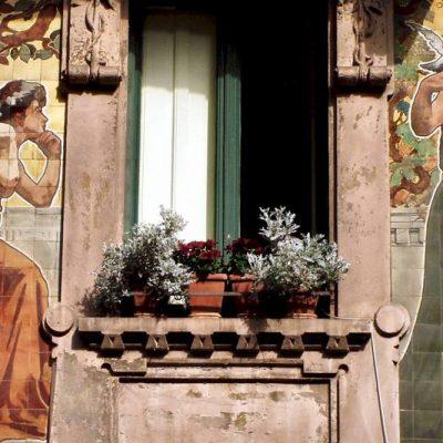 Casa Galimberti, Milán