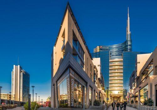 El Cuadrilátero de la Moda de Milán