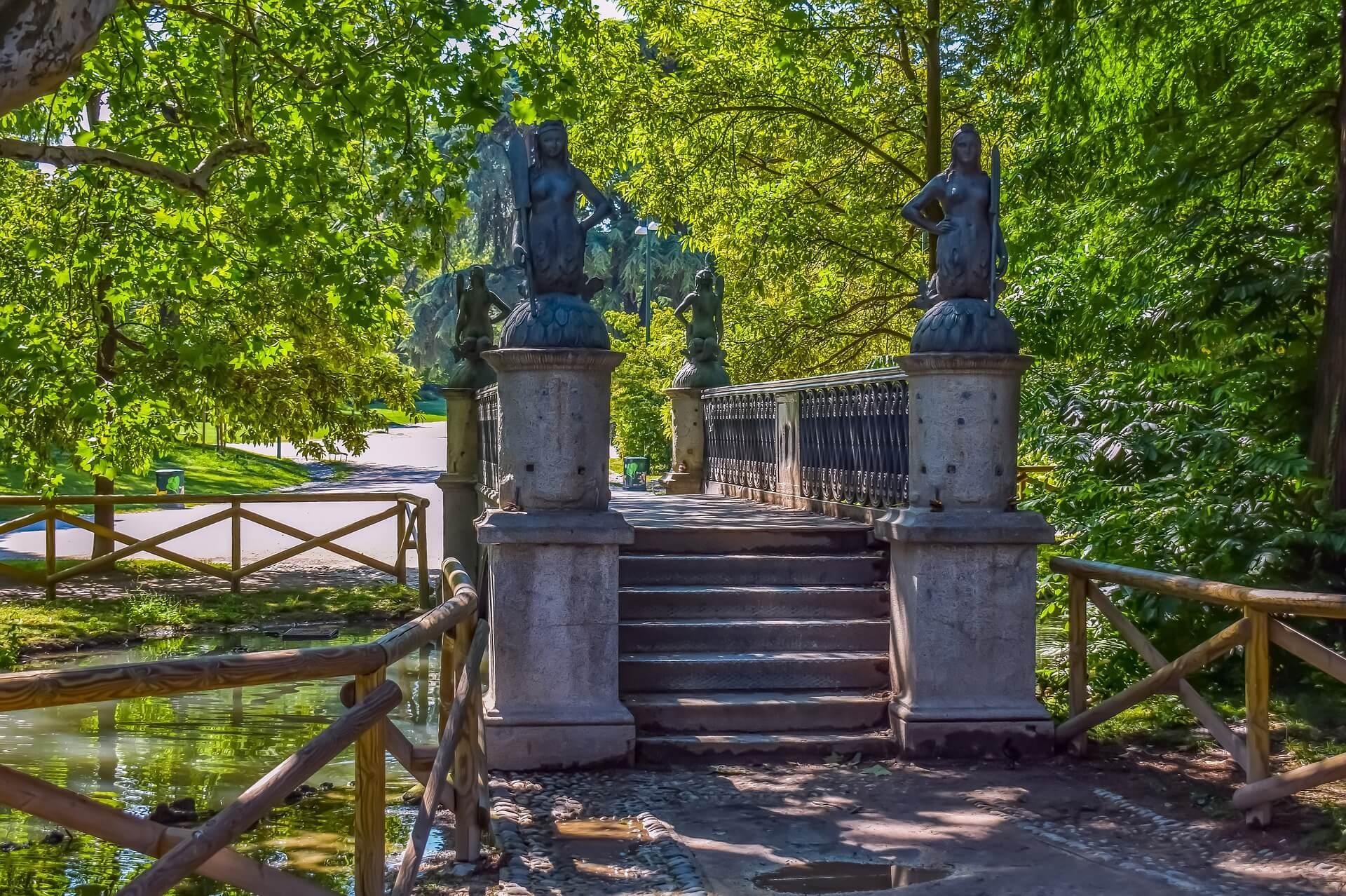 qué ver en Milan Parque Sempione