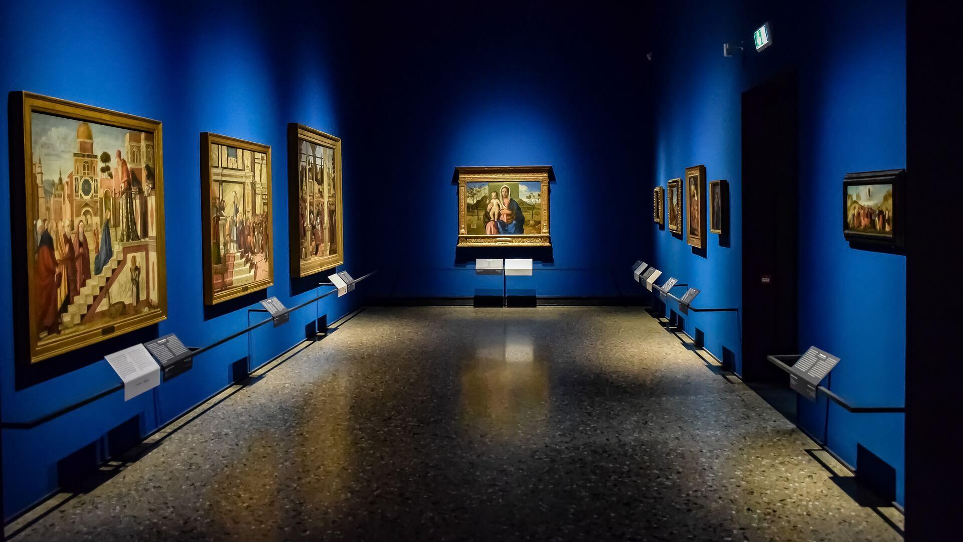 que ver en Milan Pinacoteca di Brera