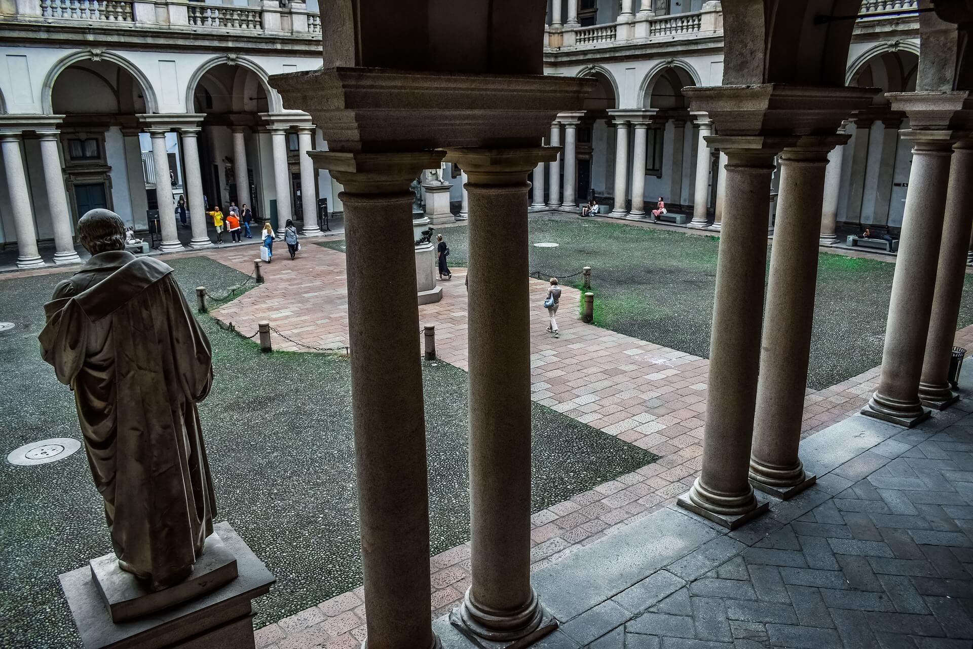 Pinacoteca di Brera, Milán - Viajeros por el Mundo