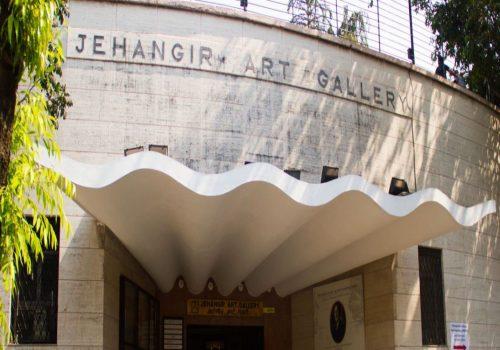 Galería de arte Jehangir
