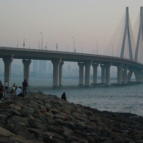 Mumbai, ciudad portuaria y turística