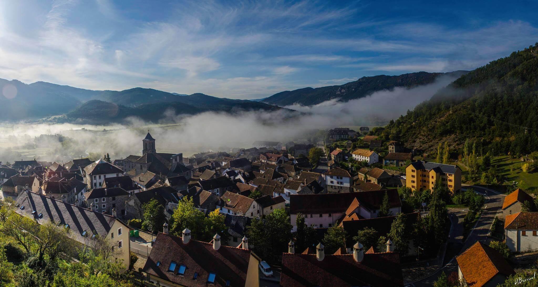 pueblos más bonitos de los pirineos