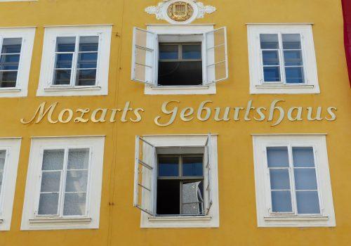 La casa de Mozart, Viena