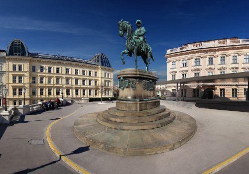 El Museo de Albertina, Viena