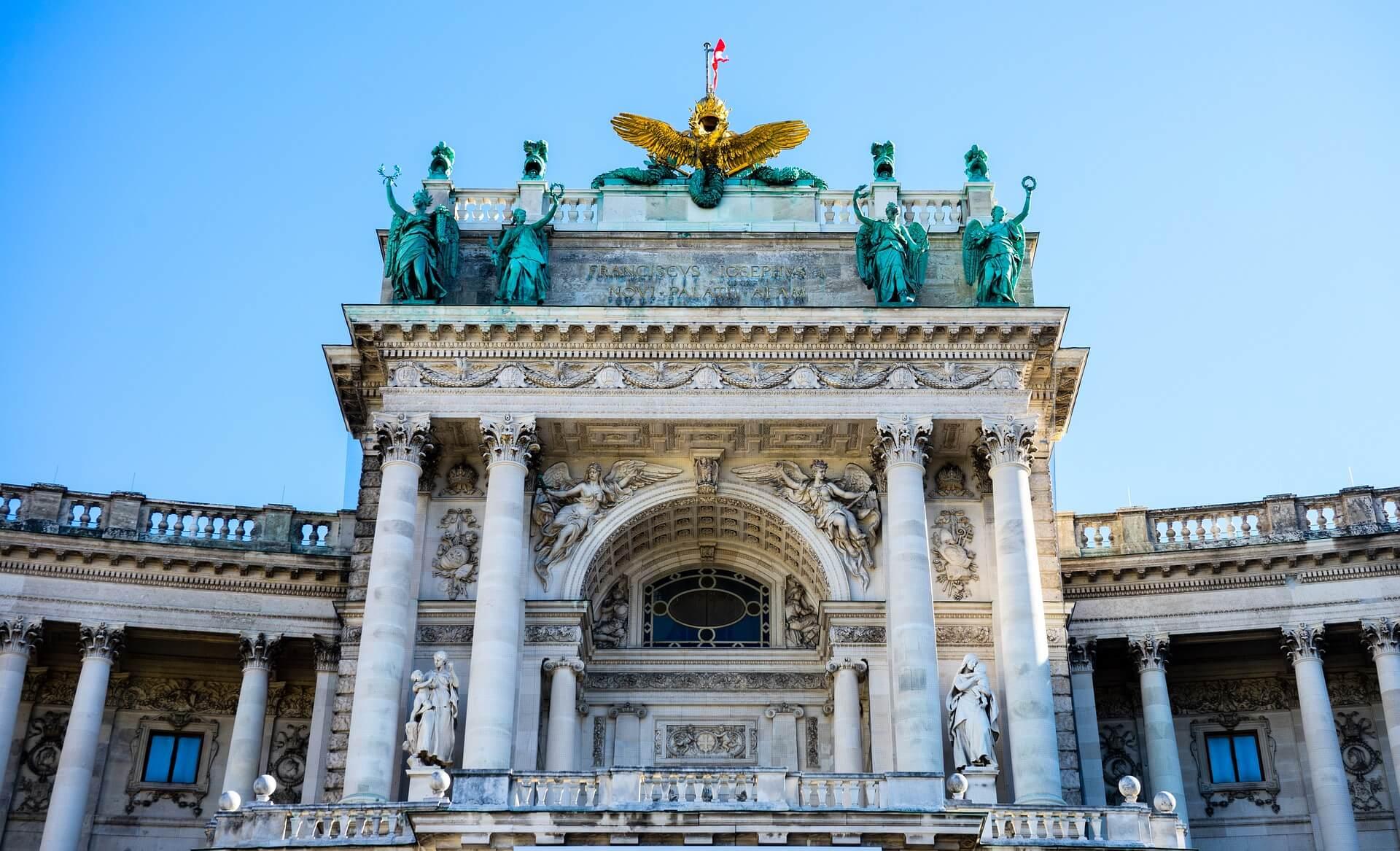 Palacio Imperial de Hofburg, Viena - Viajeros por el Mundo