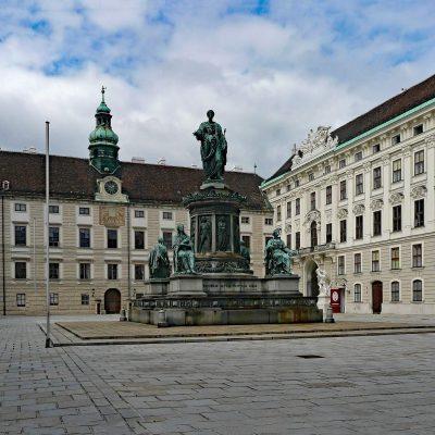 Palacio Imperial de Hofburg, Viena