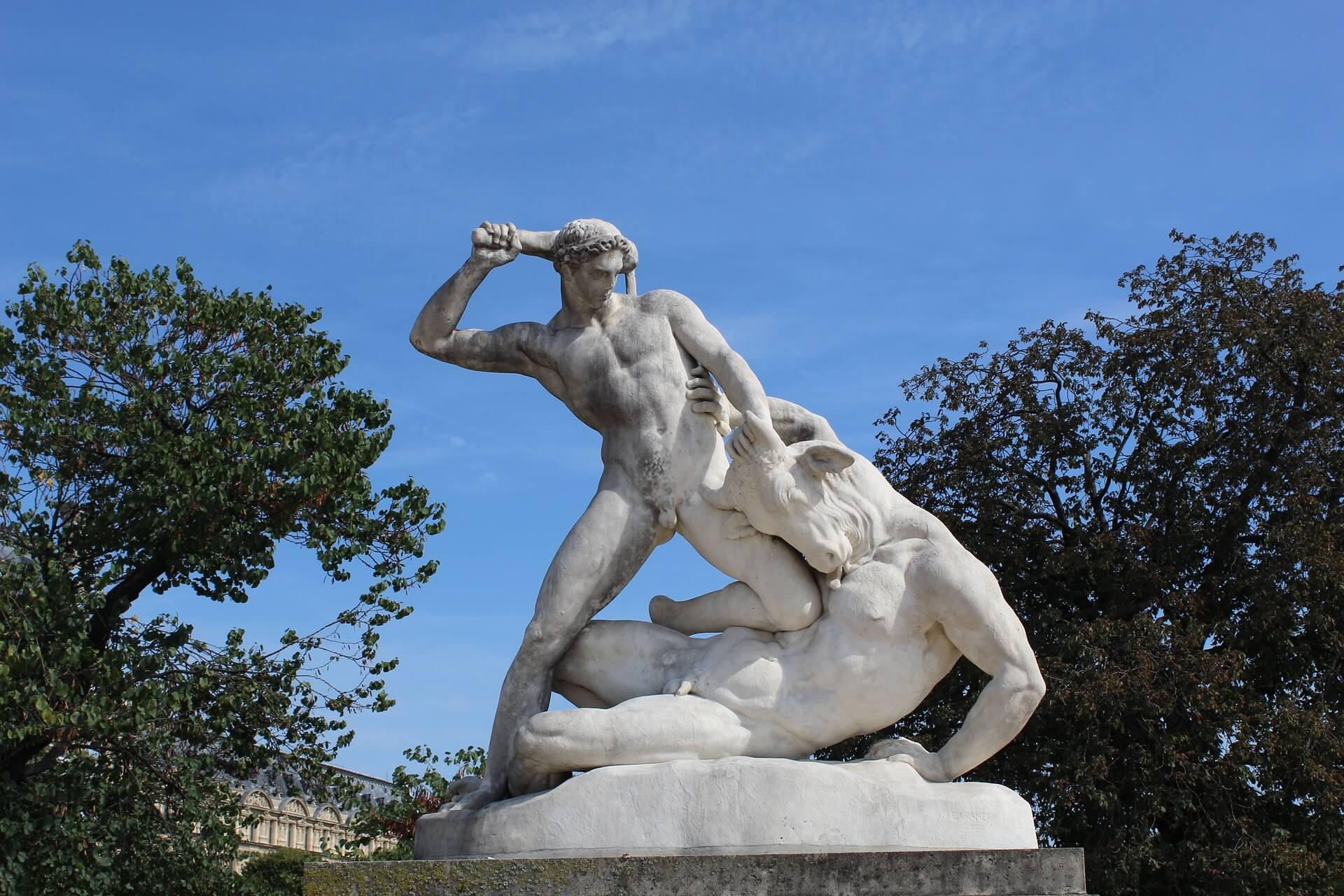 Templo de Teseo, Viena - Viajeros por el Mundo