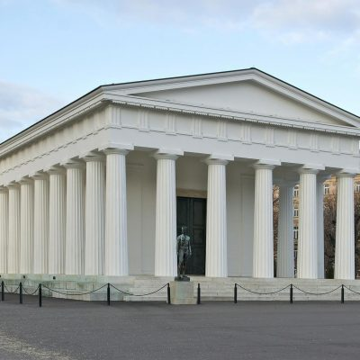 Templo de Teseo, Viena