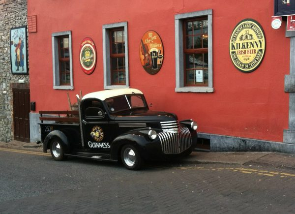 Almacén Guinness, Dublín