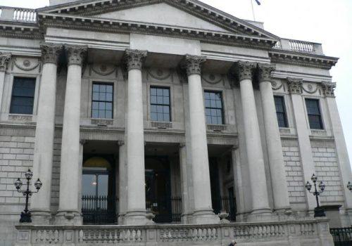 Ayuntamiento de Dublín