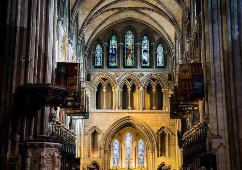 Catedral de San Patricio, Dublín