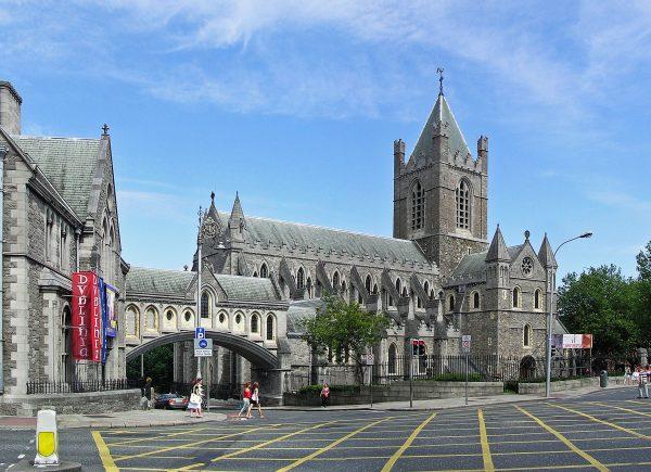 Catedral de la Santísima Trinidad, Dublín