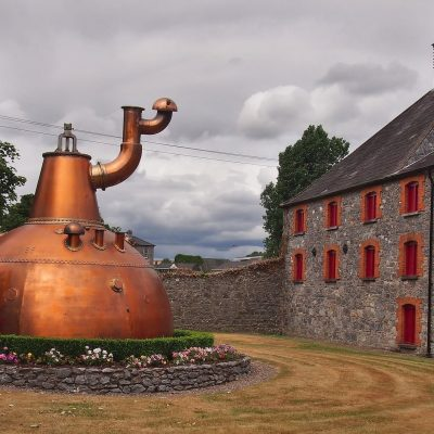 Antigua destilería Jameson, Dublín