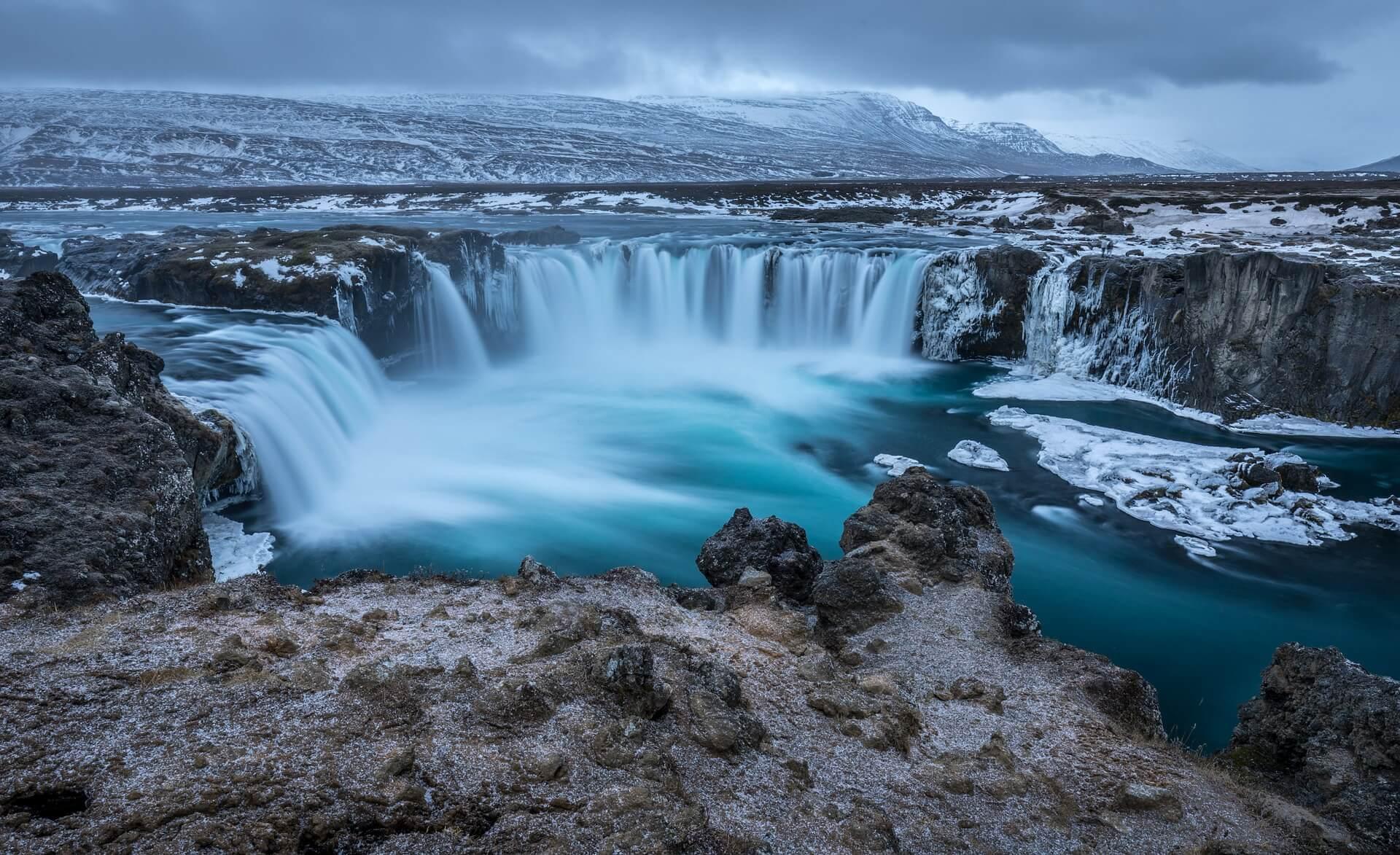 cascadas más bonitas de Islandia