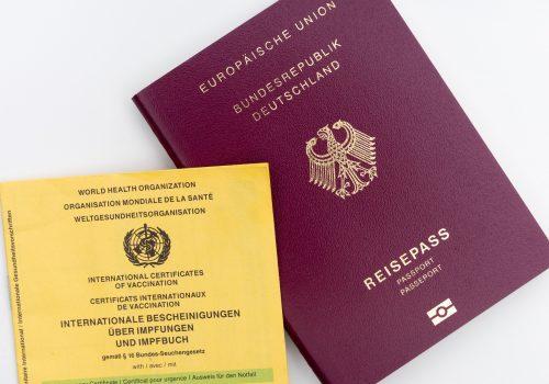 ¿Qué es el pasaporte Covid?