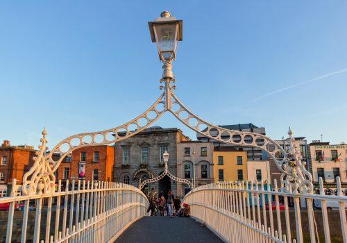 Dublín, una capital festiva