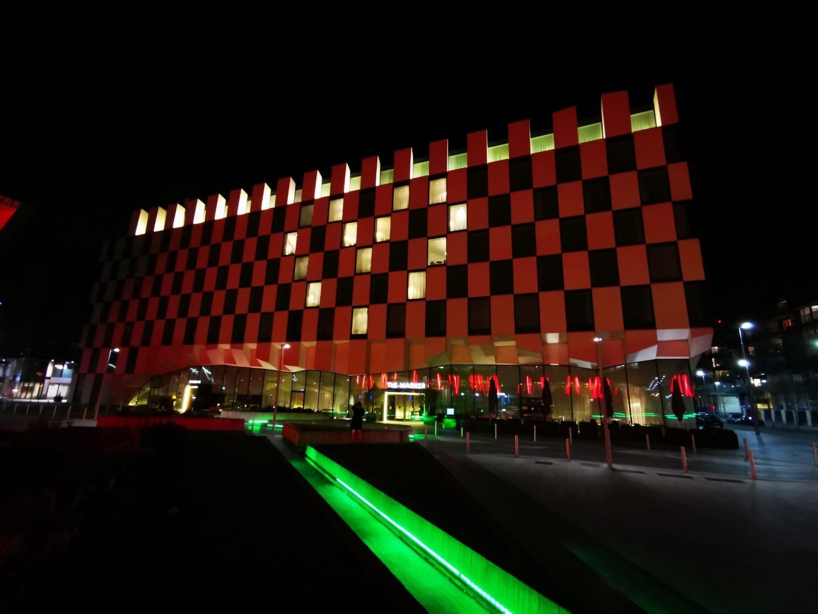 hoteles de Dublín