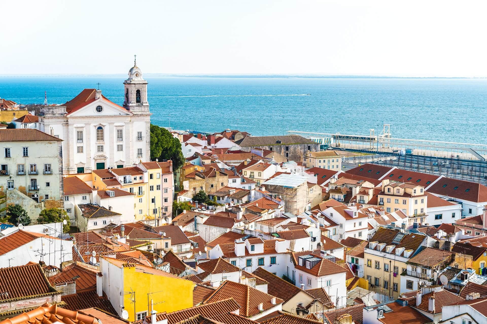 qué ver en Lisboa Barrio Alfama
