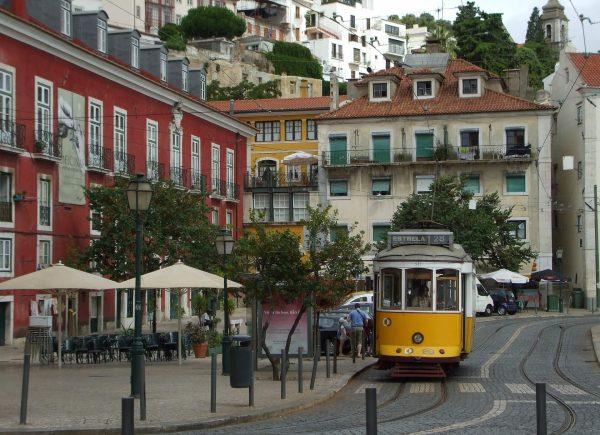 Barrio de la Alfama, Lisboa