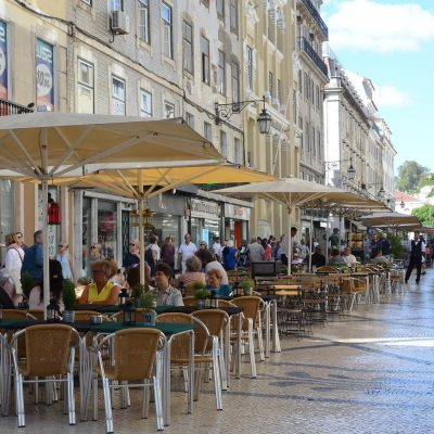 Barrio de la Baixa, Lisboa