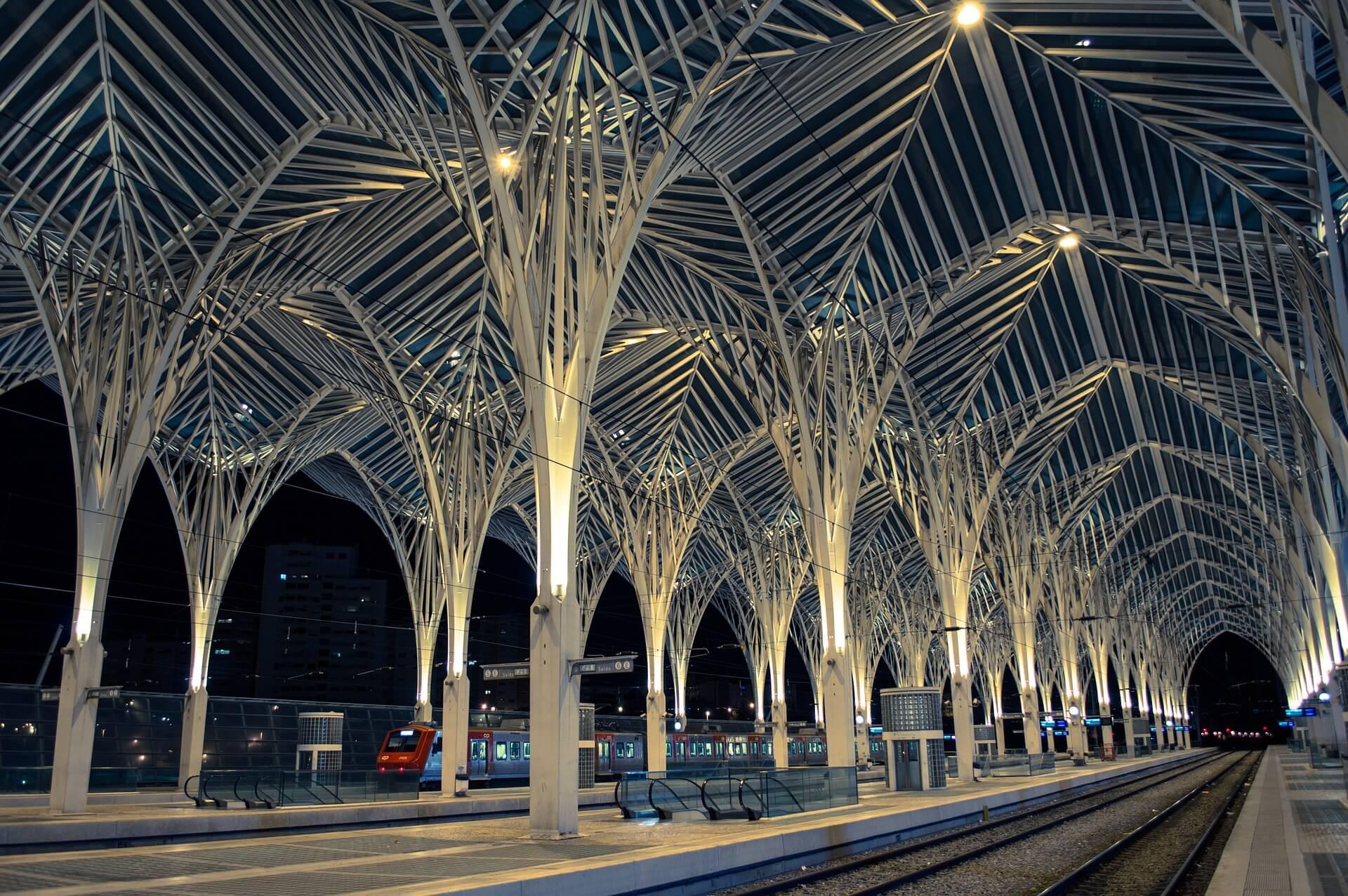 Estación de Ferrocarril, Lisboa - Viajeros por el Mundo