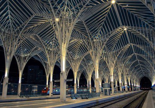 Estación de Ferrocarril, Lisboa