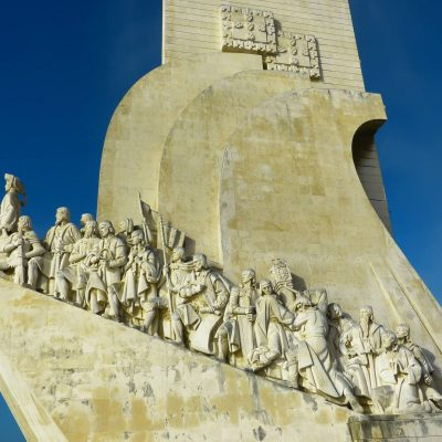 Monumento de los descubrimientos, Lisboa