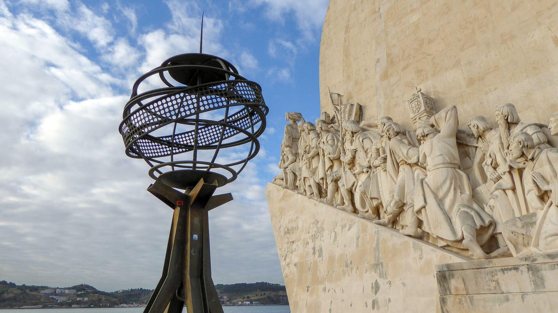 qué ver en Lisboa Monumento de los Descubrimientos