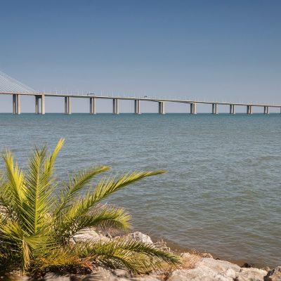 Puente Vasco de Gama, Lisboa