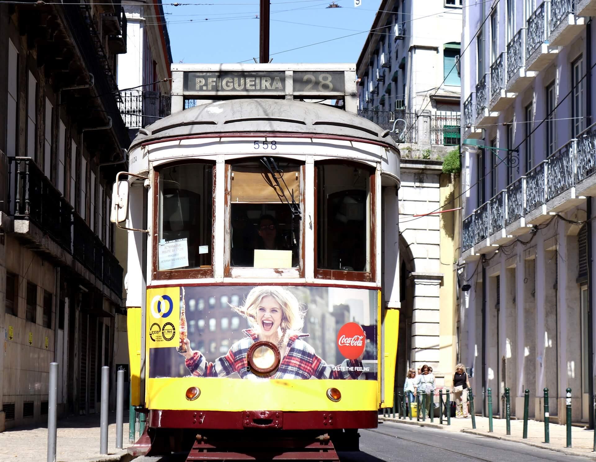 qué ver en Lisboa Tranvía 28