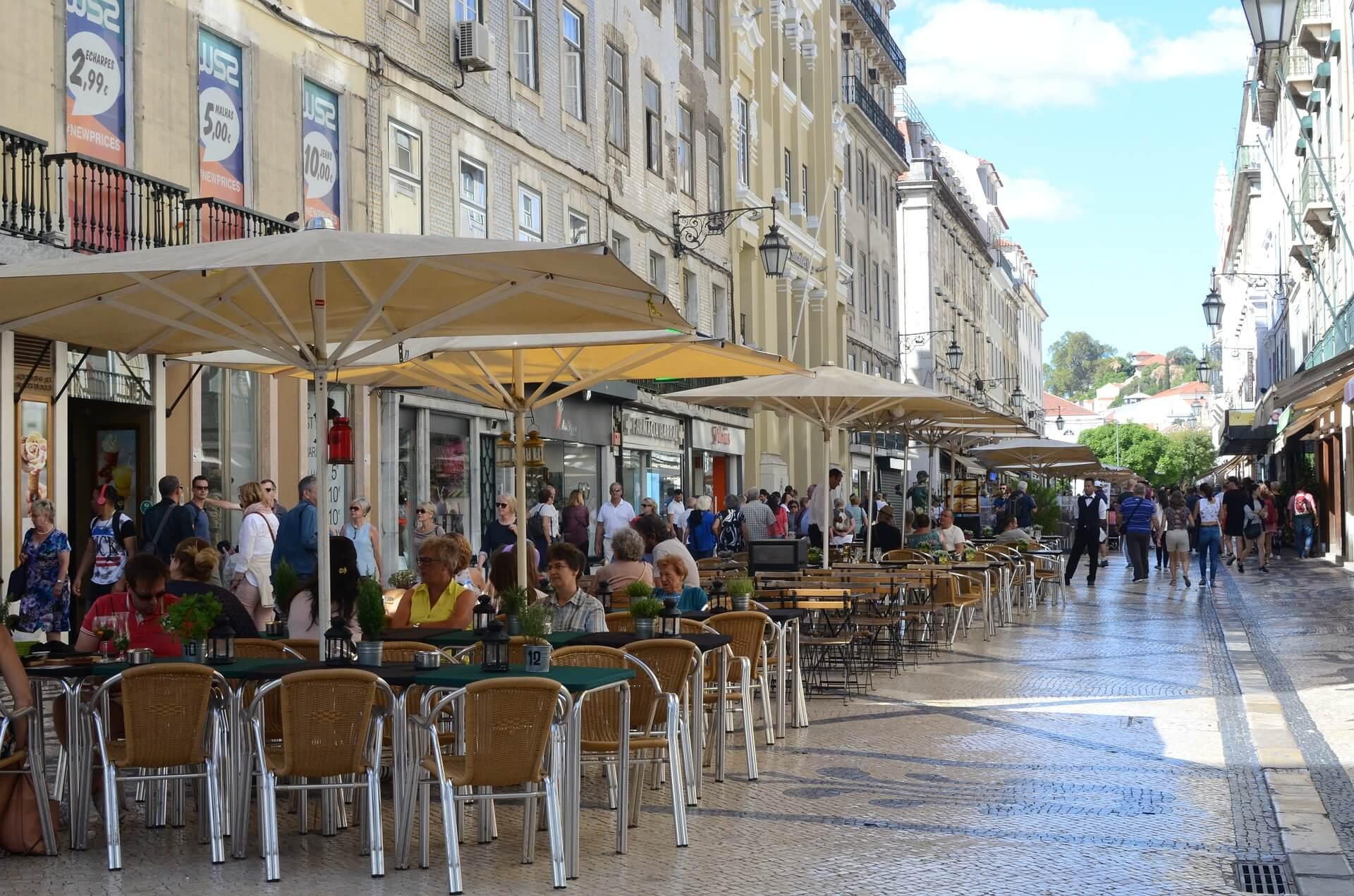 Lisboa, mejores ciudades para vivir - Viajeros por el Mundo