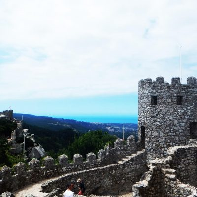 Castillo de Sintra, Lisboa