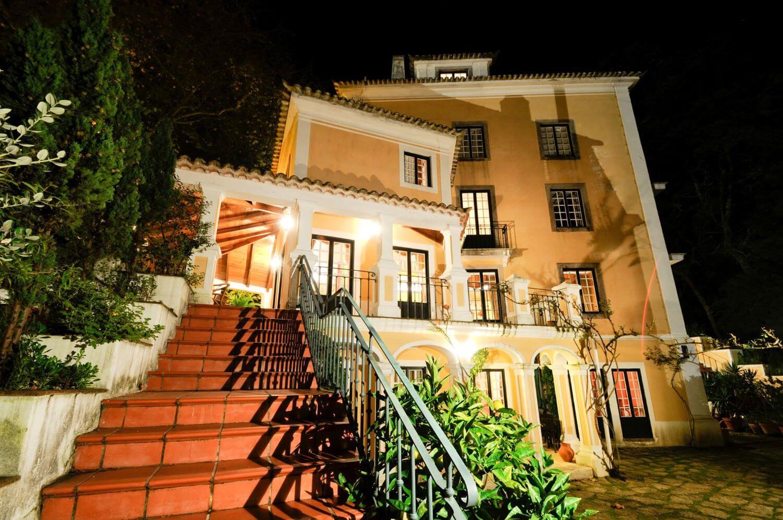 Hoteles par turistas en Sintra