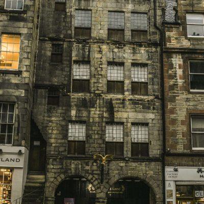 Gladsonte's Land, Edimburgo