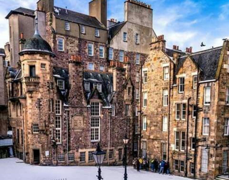 qué ver en Edimburgo Museo de los Escritores