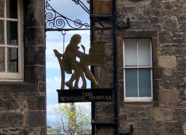 El Museo de los Escritores, Edimburgo