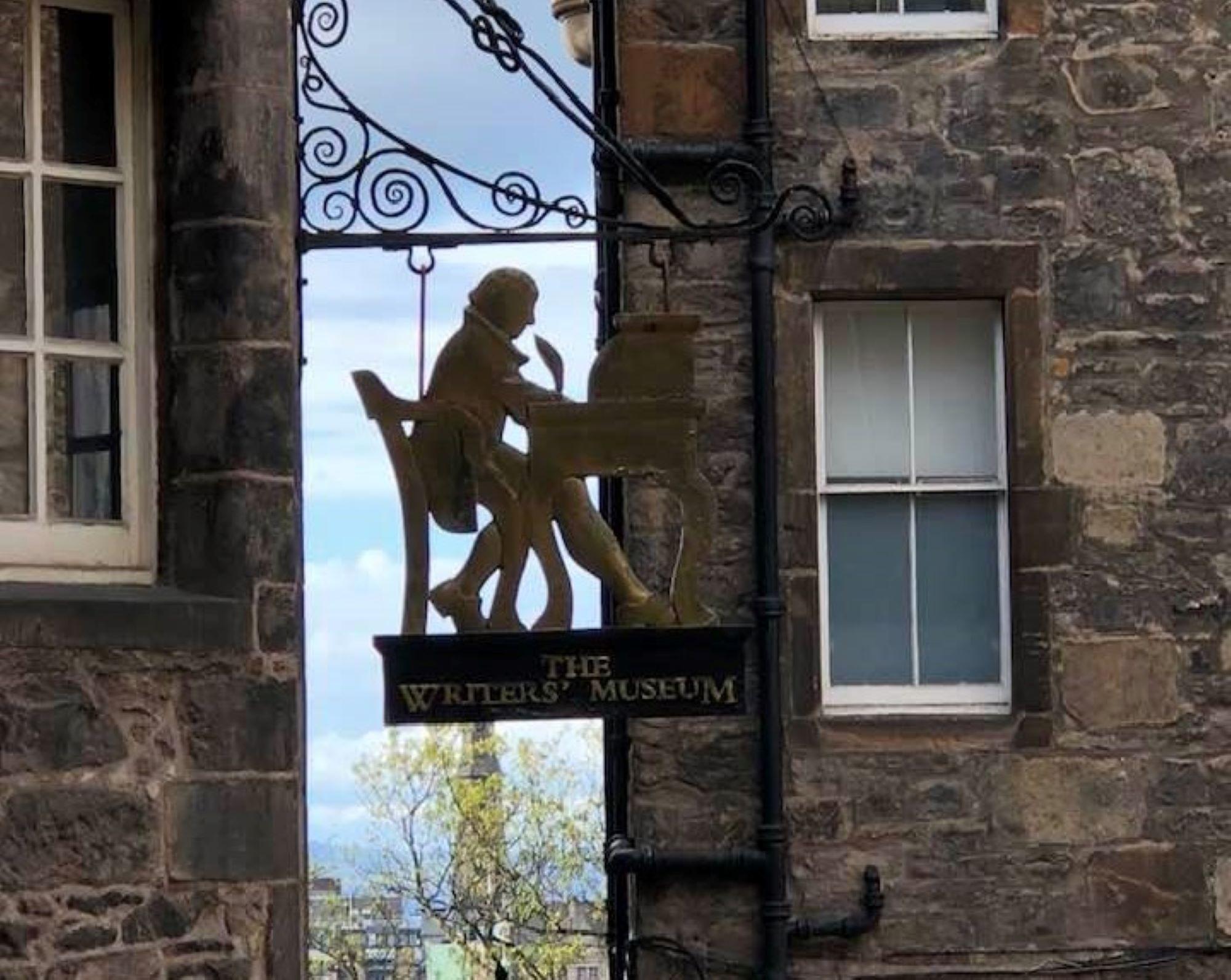 El Museo de los Escritores, Edimburgo - Viajeros por el Mundo