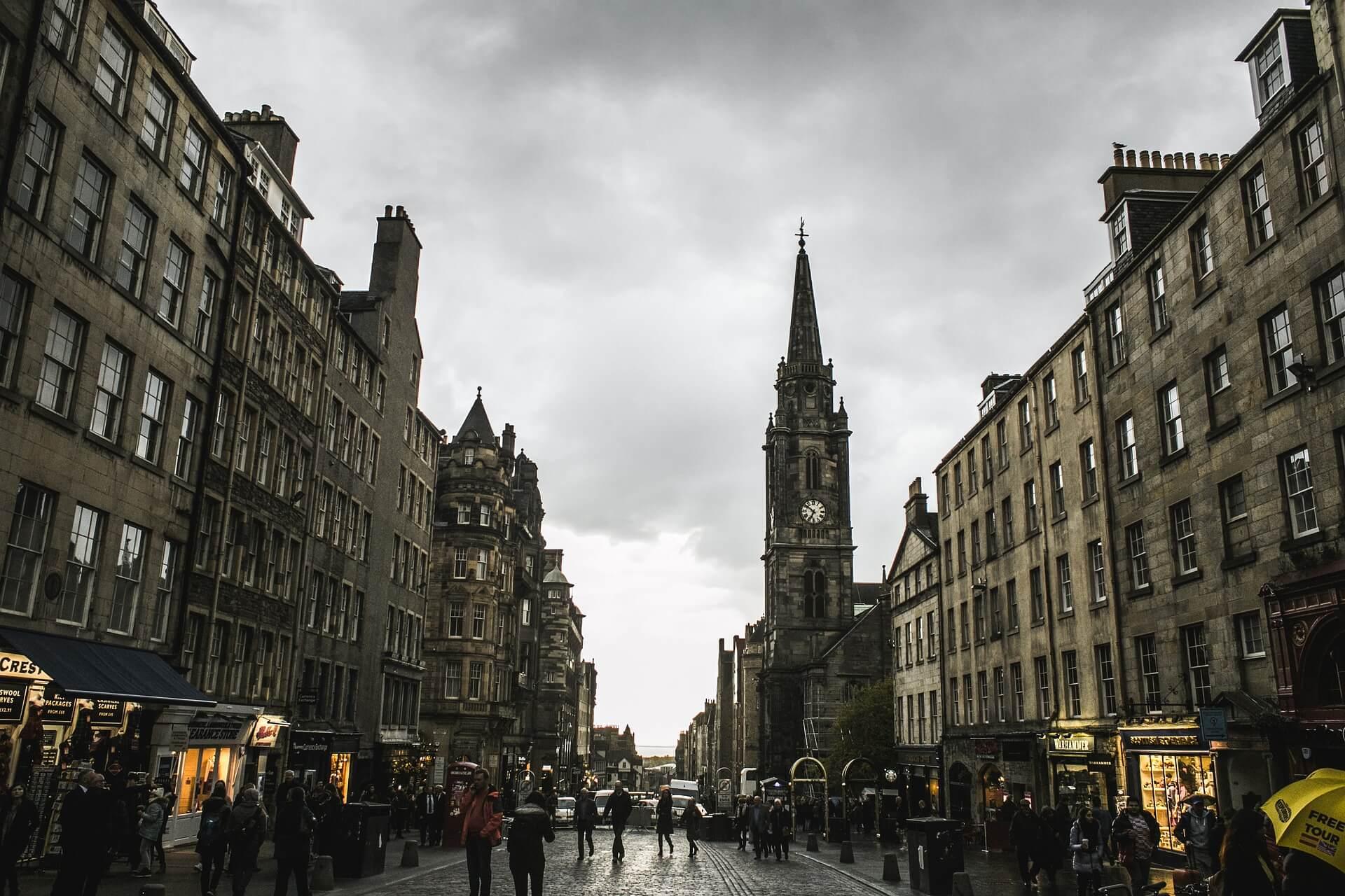 qué ver en Edimburgo Royal Mile