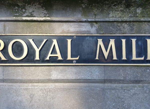 Royal Mile, Edimburgo