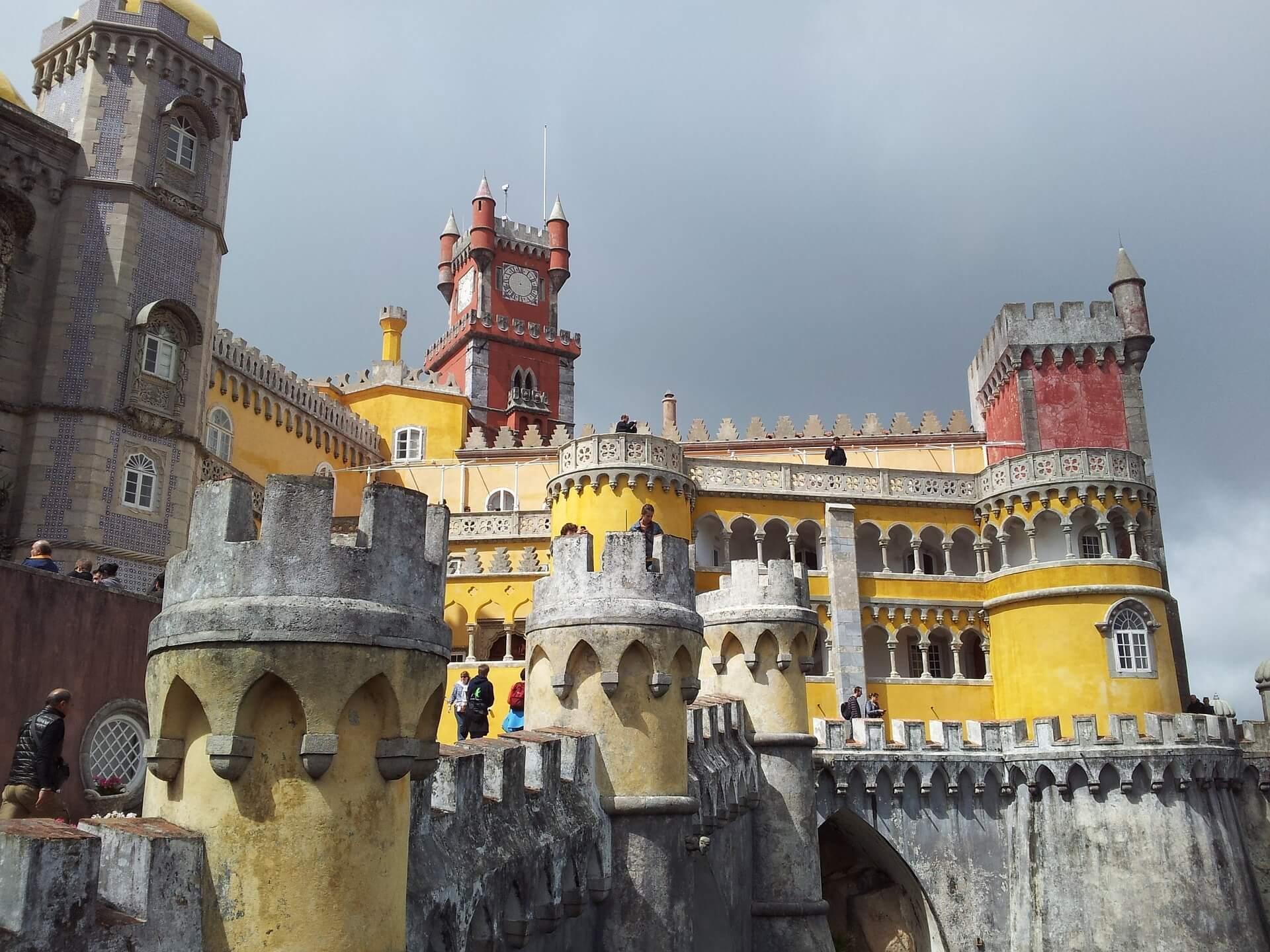 qué ver en Sintra