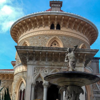 Palacio de Monserrate, Sintra