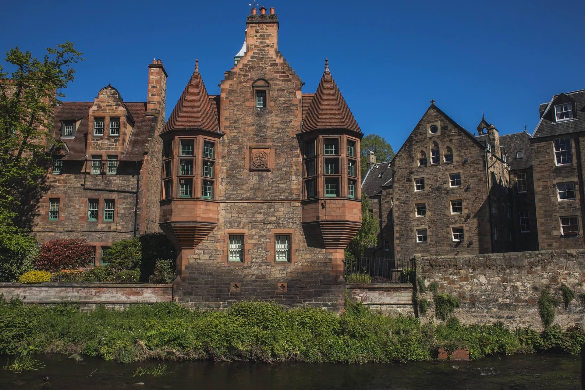 qué ver en Edimburgo Dean Village
