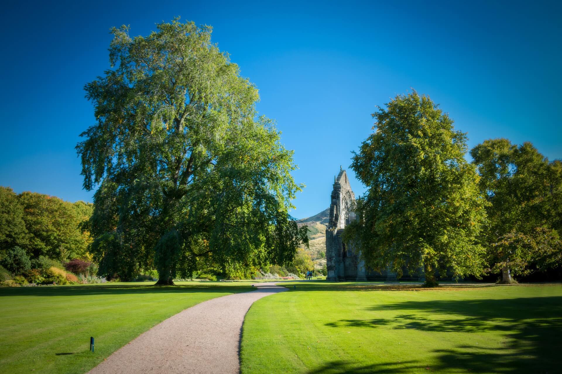 qué ver en Escocia Palacio de Holyrood