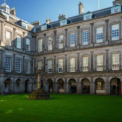 Palacio de Holyrood, Edimburgo